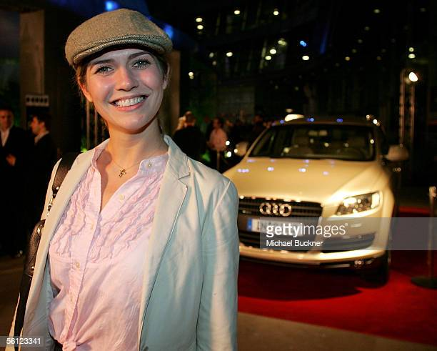 Actress Paige Green arrives at the screening of the film World's Fastest Indian during AFI Fest presented by Audi at the ArcLight Theatre on November...
