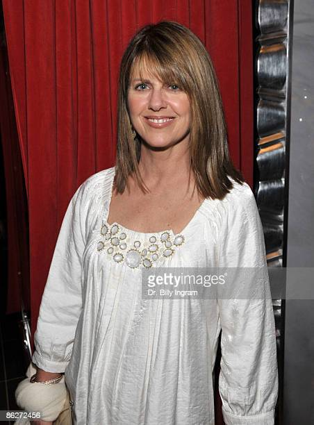 Actress Pam Dawber arrives at the Aviva Impact Awards' A Party at The SLS Hotel on April 28 2009 in Beverly Hills California
