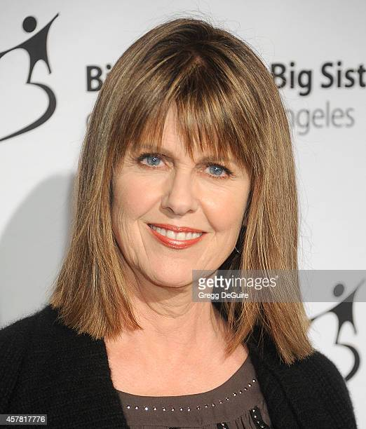 Actress Pam Dawber Arrives At The Big Brothers Big Sisters Big Bash At The Beverly Hilton