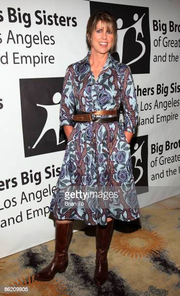 Actress Pam Dawber attends Big Brothers Big Sisters Spring Luncheon and Fashion Show at Beverly Hills Hotel on April 24 2009 in Beverly Hills...