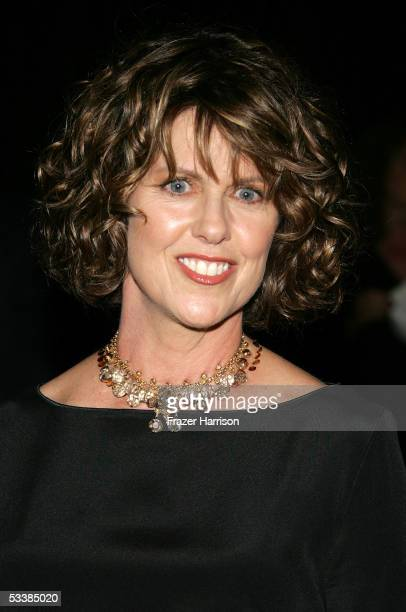 Actress Pam Dawber attends the Golden Boot Awards held at the Beverly Hilton Hotel on August 13 2005 in Beverly Hills California