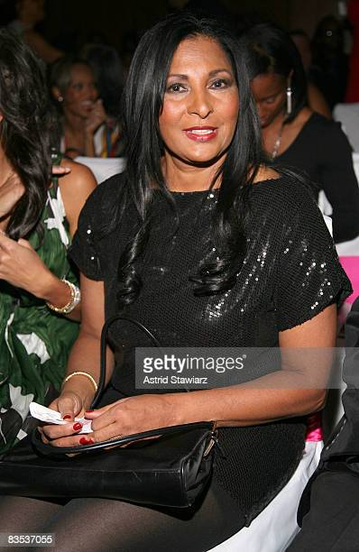 Actress Pam Grier attends the 3rd Annual Black Girls Rock Awards at Jazz at Lincoln Center on November 2 2008 in New York City