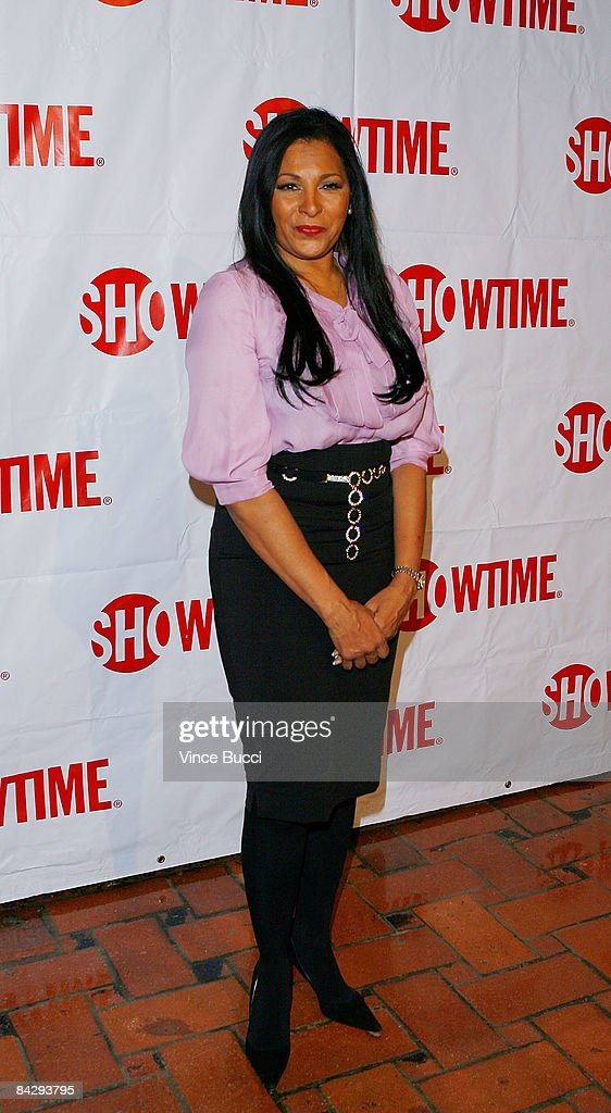 Showtime's Winter TCA Party