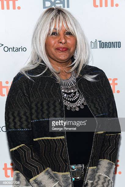 Actress Pam Grier Introduces 'Jackie Brown' For TIFF's 'Beyond Badass Female Action Heroes'at TIFF Bell Lightbox on October 1 2015 in Toronto Canada