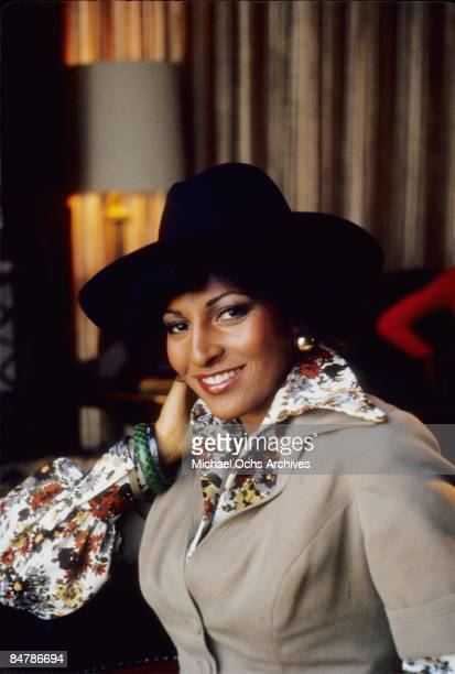 Actress Pam Grier poses for a photo on December 19 1973 in Los Angeles California