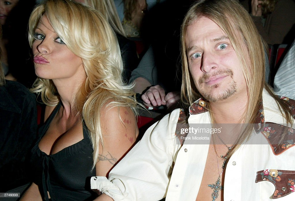 Pam Anderson And Kid Rock File For Divorce