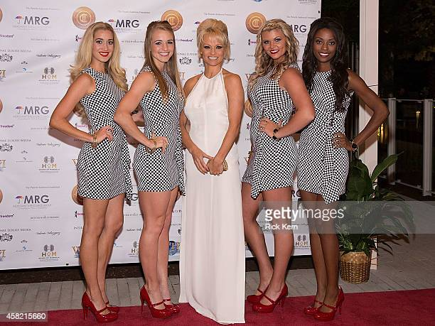 Actress Pamela Anderson attends the 5th Annual Better World Awards at Hotel Ella on October 31 2014 in Austin Texas