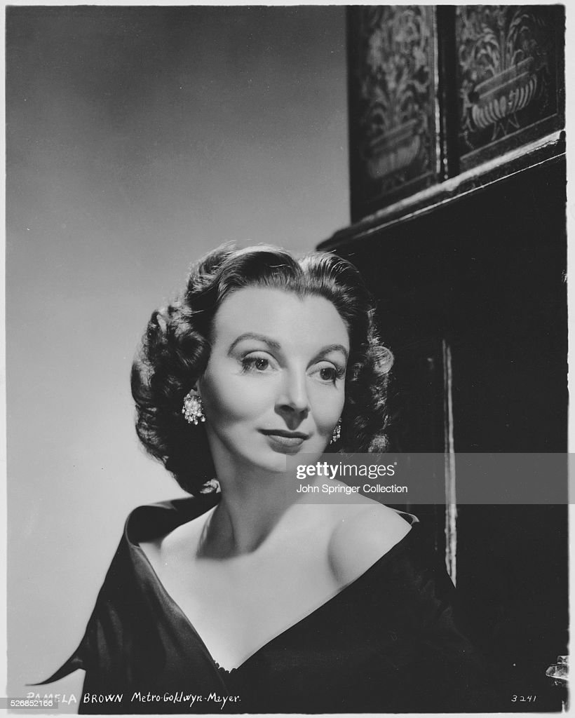 pictures Pamela Brown (actress)