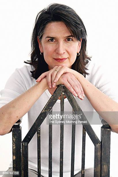 Actress Pamela Rabe 29 November 2005 SMH Spectrum Picture by EDWINA PICKLES
