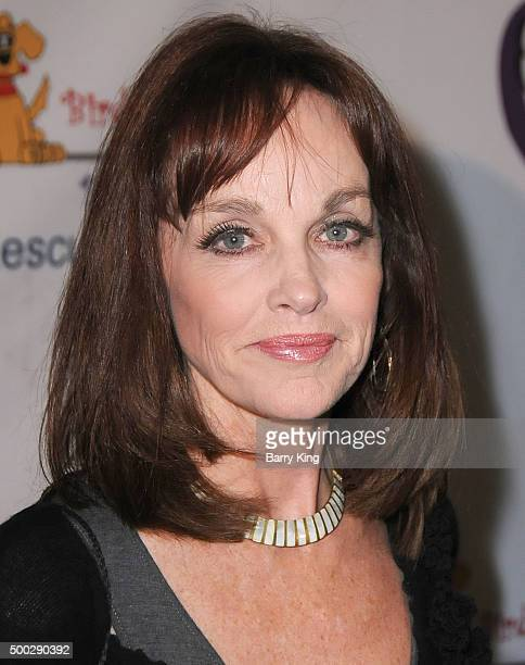 Actress Pamela Sue Martin attends Fundraising Event To Save Circus Animals Of Mexico Honoring Tippi Hedren And The Roar Foundation at Circus Disco on...