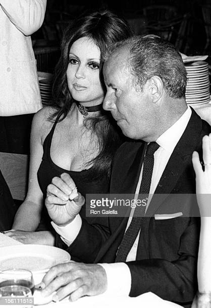 Actress Pamela Tiffin attending 'Golden Awards In Film Gala' on October 22 1969 at the Brigadoon in Rome Italy