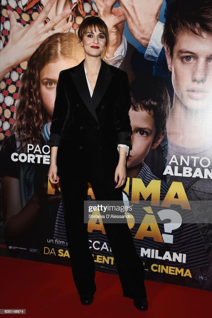 'Mamma o Papa' Photocall In Milan
