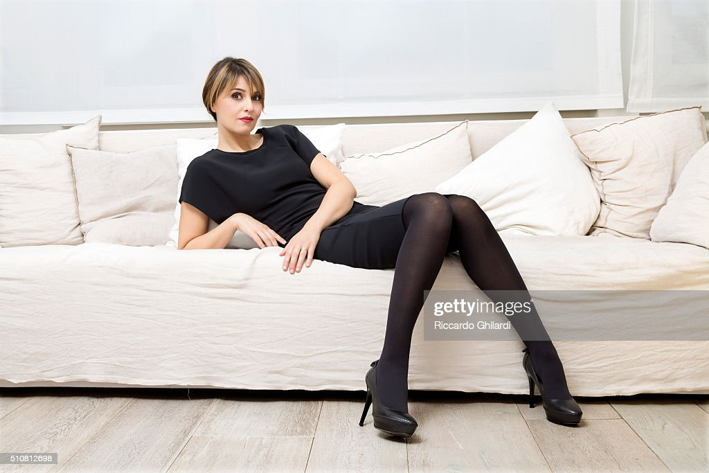 Paola Cortellesi, Vanity Fair - Italy, November 2014