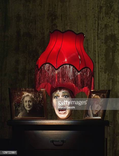Actress Paola di Meglio performs as Billie during a dress rehearsal of Wordstar at Teatro Goldoni on October 20 2011 in Venice Italy Wordstar is a...