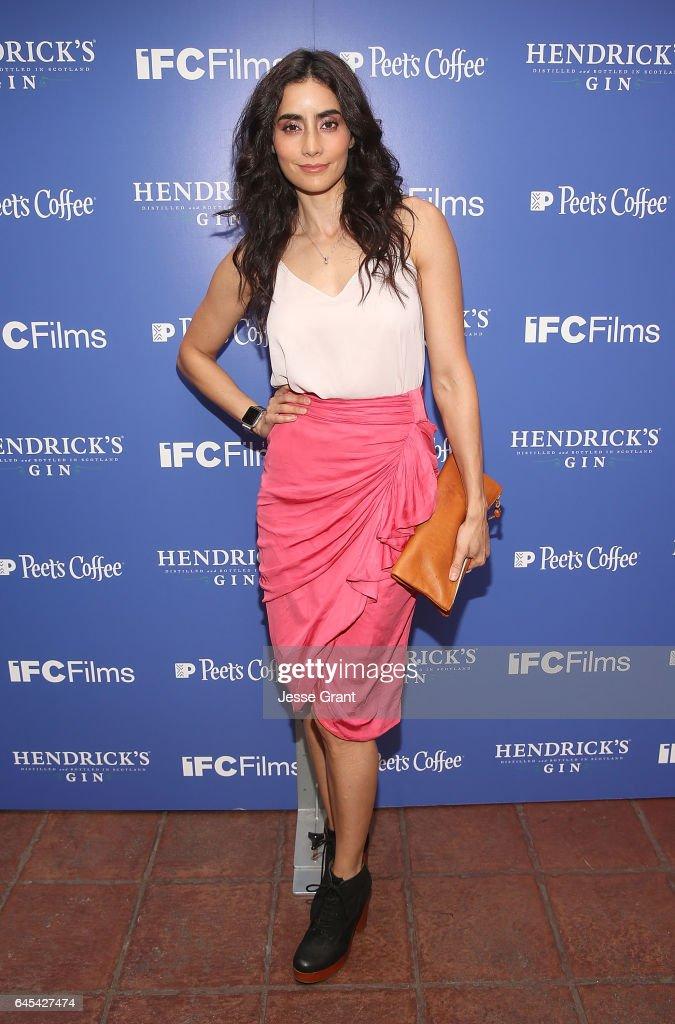 IFC Films' Spirit Awards Party