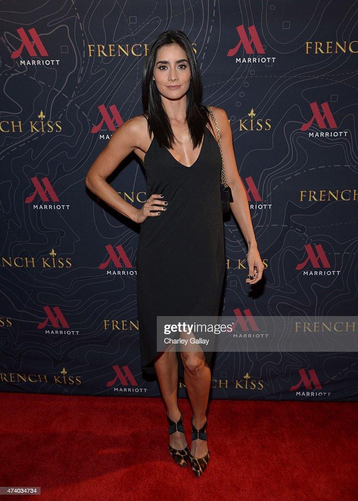 "The Marriott Content Studio's ""French Kiss"" Film Premiere"