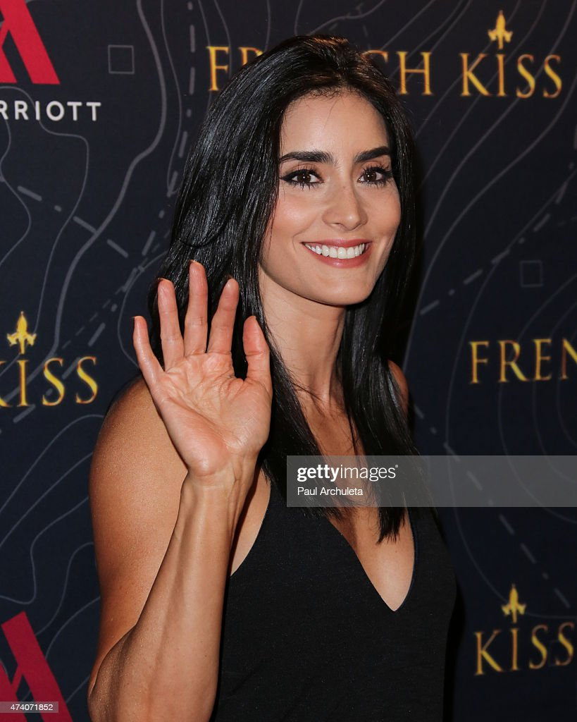 """""""French Kiss"""" - Los Angeles Premiere"""