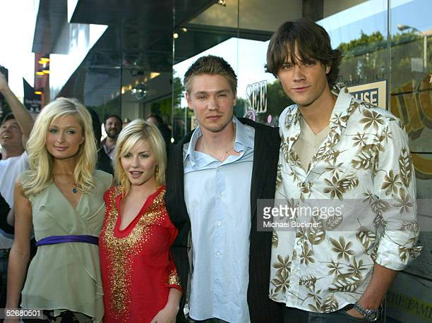 Chad Michael Murray Paris Hilton Pictures and Photos ...