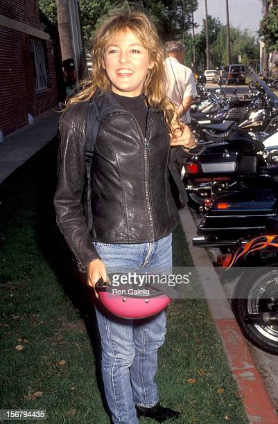 Actress Park Overall attends the Love Ride 9 Eighth Annual Motocycle Rider's Fundraiser for the Muscular Dystrophy Association KickOff Party on...