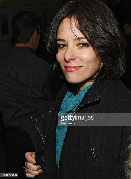 Actress Parker Posey at The Seagull opening night after party at Pangea on March 13 in New York City