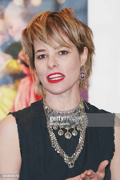 Actress Parker Posey attends the 2016 Morbid Anatomy Museum Gala at Morbid Anatomy Museum on April 12 2016 in the Brooklyn borough of New York City