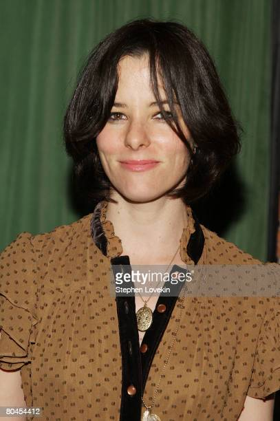 Actress Parker Posey attends the afterparty for a screening of Smart People at The Bowery Hotel on March 31 2008 in New York City