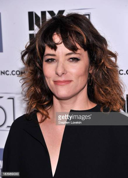 Actress Parker Posey attends the 'Dazed And Confused' 20th Anniversary Screening during the 51st New York Film Festival at Alice Tully Hall at...