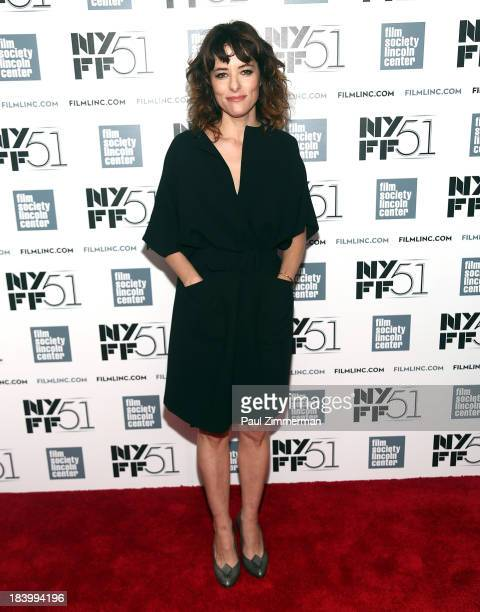 Actress Parkey Posey attends the 'Dazed And Confused' 20th Anniversary Screening during the 51st New York Film Festival at Alice Tully Hall at...