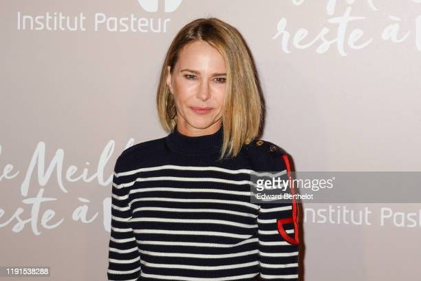 Actress Pascale Arbillot attends the Le Meilleur Reste A Venir Premiere At Le Grand Rex on December 02 2019 in Paris France