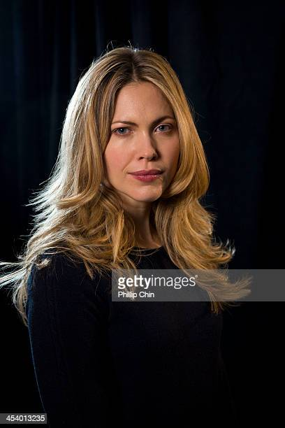 Actress Pascale Hutton from Artic Air attends the Canadian Broadcast Corporation Winter 2014 Season Preview Media Day at CBC Vancouver on December 5...