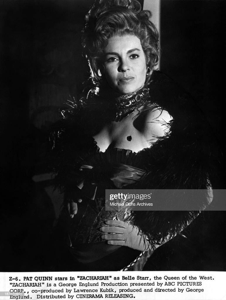 Pat Quinn (actress)
