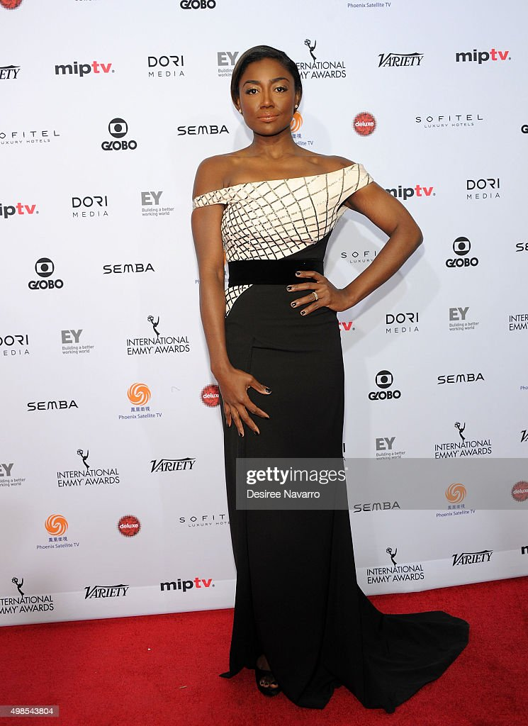 43rd International Emmy Awards - Arrivals : News Photo