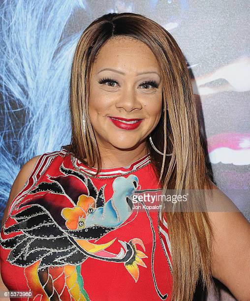 Actress Patrice Lovely arrives at the Los Angeles Premiere Boo A Madea Halloween at ArcLight Cinemas Cinerama Dome on October 17 2016 in Hollywood...
