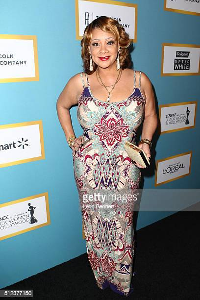 Actress Patrice Lovely attends the Essence 9th Annual Black Women In Hollywood at the Beverly Wilshire Four Seasons Hotel on February 25 2016 in...