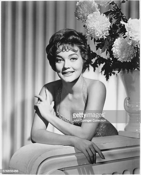 Actress Patrice Wymore