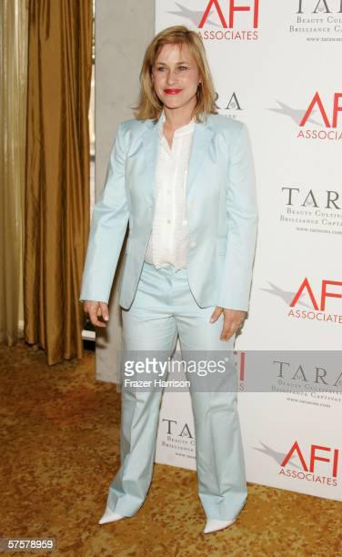 Actress Patricia Arquette arrives at AFI Associates luncheon honoring Hollywood's Arquette family with the 6th Annual Platinum Circle Award held at...