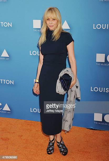 Actress Patricia Arquette arrives at the 2015 MOCA Gala presented by Louis Vuitton at The Geffen Contemporary at MOCA on May 30 2015 in Los Angeles...