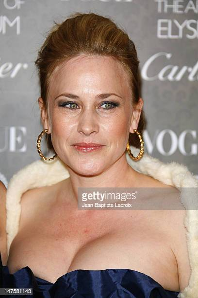Actress Patricia Arquette arrives at the Art of Elysium 2nd Annual Heaven Gala held at Vibiana on January 10, 2009 in Los Angeles, California.