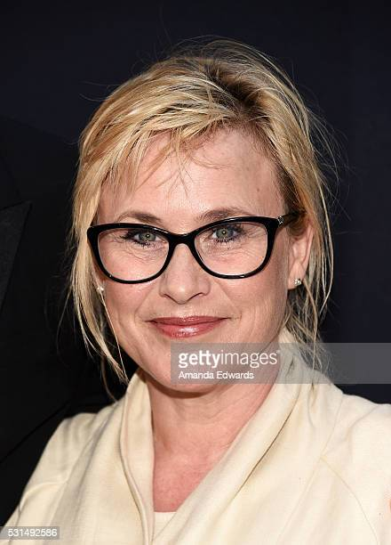 Actress Patricia Arquette arrives at the MOCA Gala 2016 at The Geffen Contemporary at MOCA on May 14 2016 in Los Angeles California