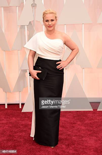 Actress Patricia Arquette attends the 87th Annual Academy Awards at Hollywood Highland Center on February 22 2015 in Hollywood California