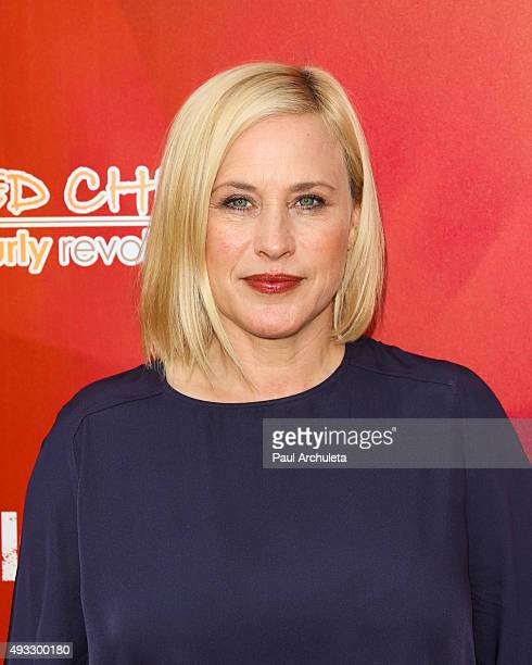 Actress Patricia Arquette attends the 8th Annual Action Icon Awards at Sheraton Universal on October 18 2015 in Universal City California