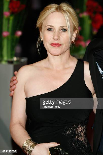 Actress Patricia Arquette attends the 'Boyhood' premiere during 64th Berlinale International Film Festival at Berlinale Palast on February 13 2014 in...