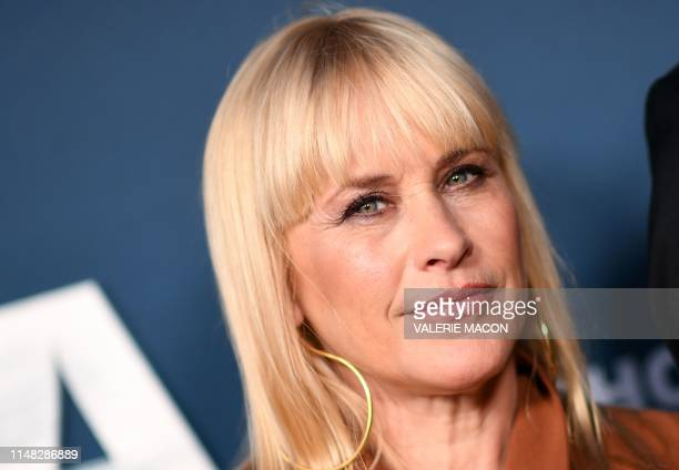 US actress Patricia Arquette attends the For Your Consideration red carpet event for the Showtime limited series Escape at Dannemora at NeueHouse in...
