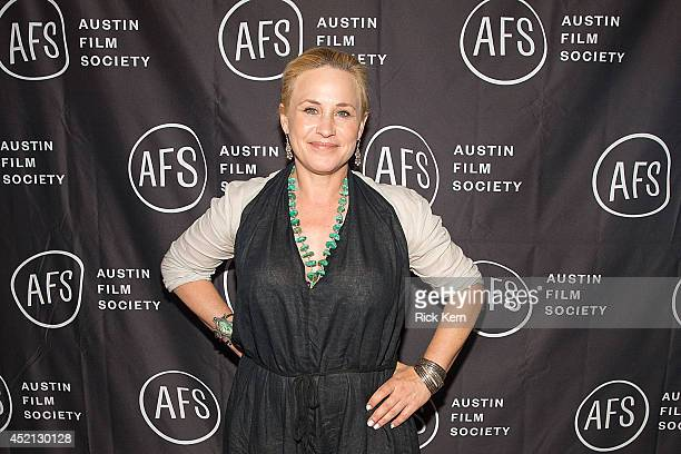 Actress Patricia Arquette poses for a photo during the premiere of 'Boyhood' at Marchesa Hall & Theater on July 13, 2014 in Austin, Texas.