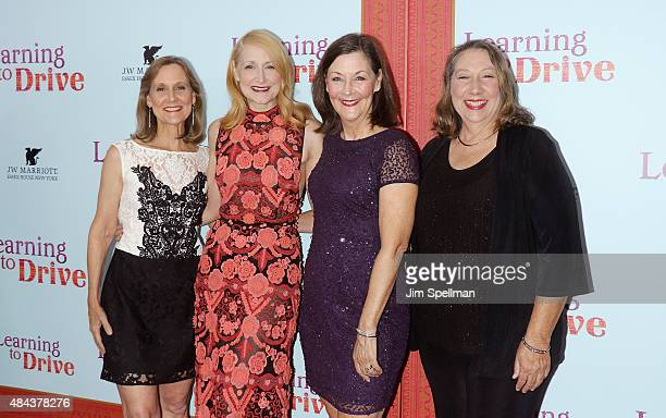 Patricia Clarkson 17 August 2015 Stock Photos and Pictures ...
