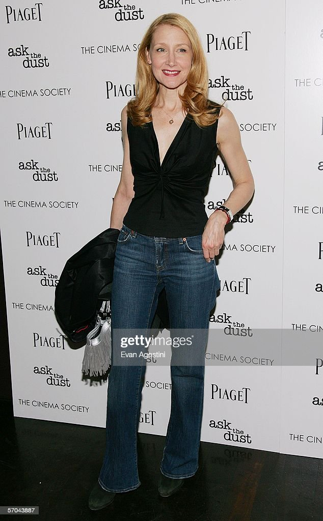 "The New York Premiere Of ""Ask The Dust"" : News Photo"