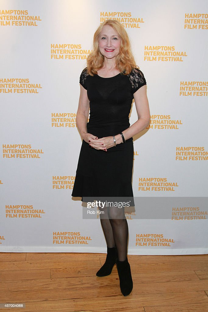 Actress Patricia Clarkson attends a Conversation with Patricia Clarkson during the 2014 Hamptons International Film Festival on October 10, 2014 in East Hampton, New York.