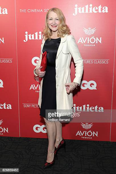 Actress Patricia Clarkson attends a screening of Sony Pictures Classics' Julieta hosted by The Cinema Society Avion and GQ at Landmark Sunshine...