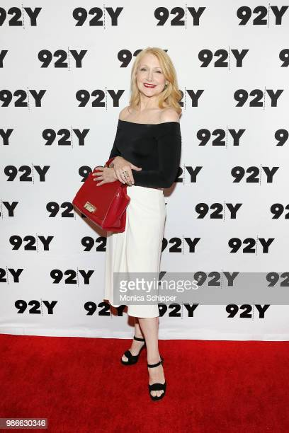 Actress Patricia Clarkson attends HBO's 'Sharp Objects' New York Screening And Conversation at 92nd Street Y on June 28 2018 in New York City