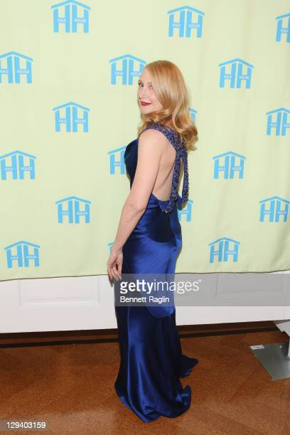 Actress Patricia Clarkson attends the 2011 Hale House Spring Dinner Dance at 583 Park Avenue on June 6 2011 in New York City